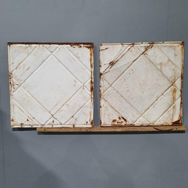 Vintage Tin Tile #109
