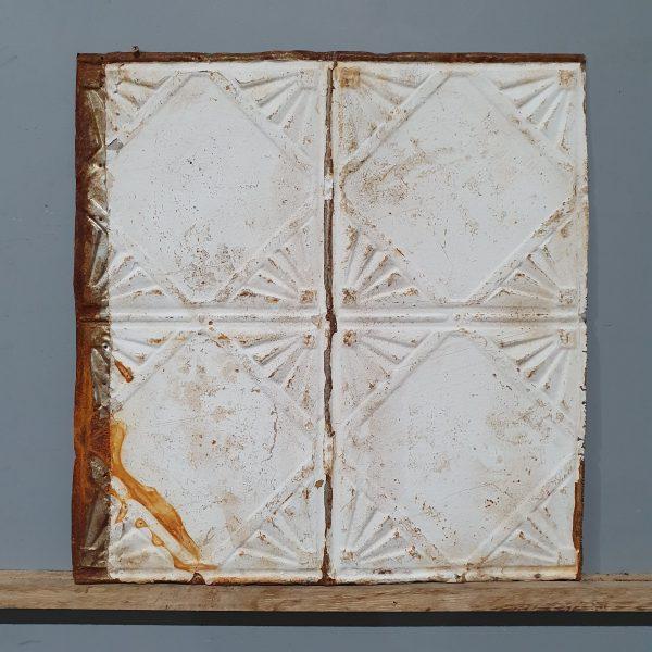 Vintage Tin Tile #119