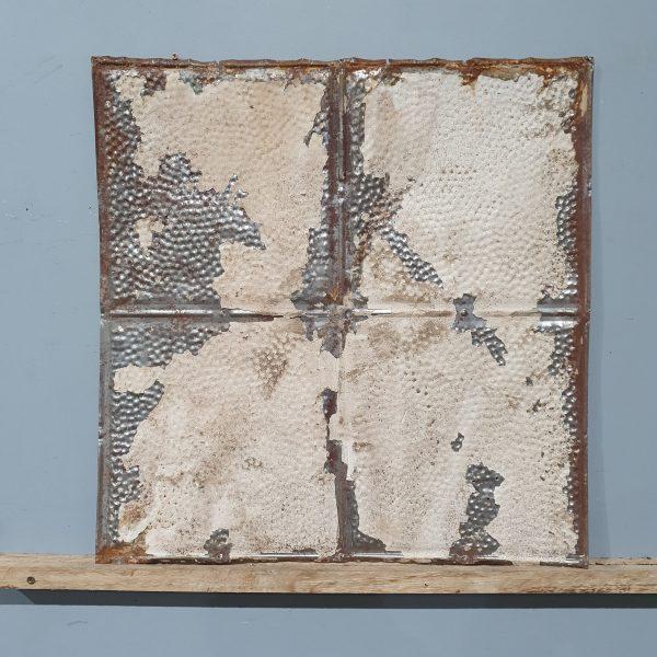 Vintage Tin Tile #120