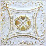 Gold Washed White