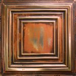 Gold With Burnt Umber
