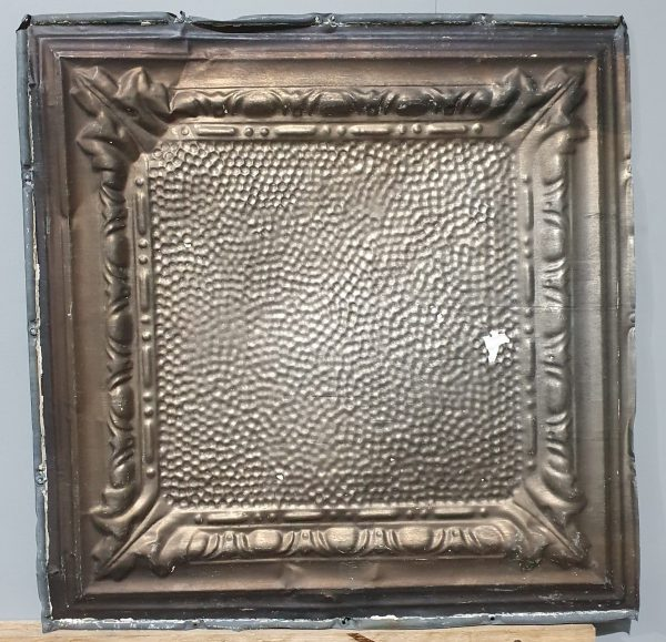 Vintage Tin Ceiling Tile #103