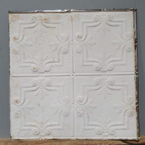 Vintage Tin Tile #106