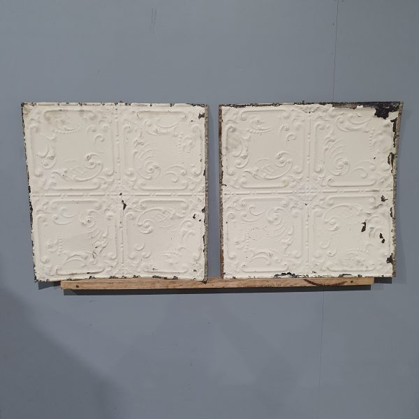 Vintage Tin Tile #116