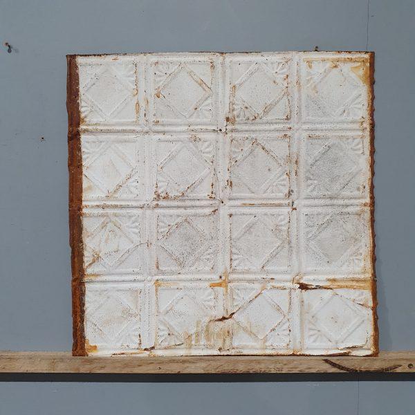 Vintage Tin Tile #110