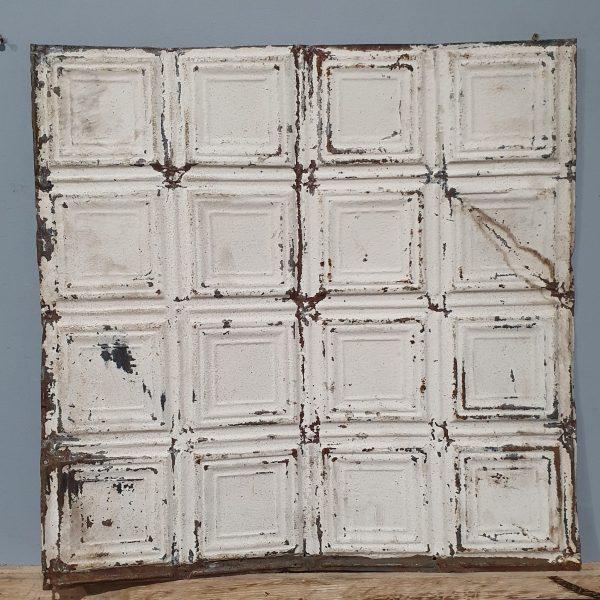 Vintage Tin Tile #111